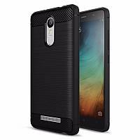 Противоударный чехол для Xiaomi Redmi Note 3 / 3 PRO карбон