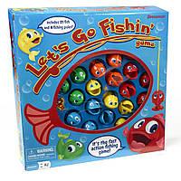 Интерактивная настольная игра РЫБАЛКА /  Let's Go Fishin' от PRESSMAN TOYS