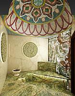 Облицовка турецких бань, саун, фото 1
