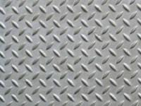 Лист нержавеющий рифленый чечевица 0,4, 0,5, сталь AISI 304