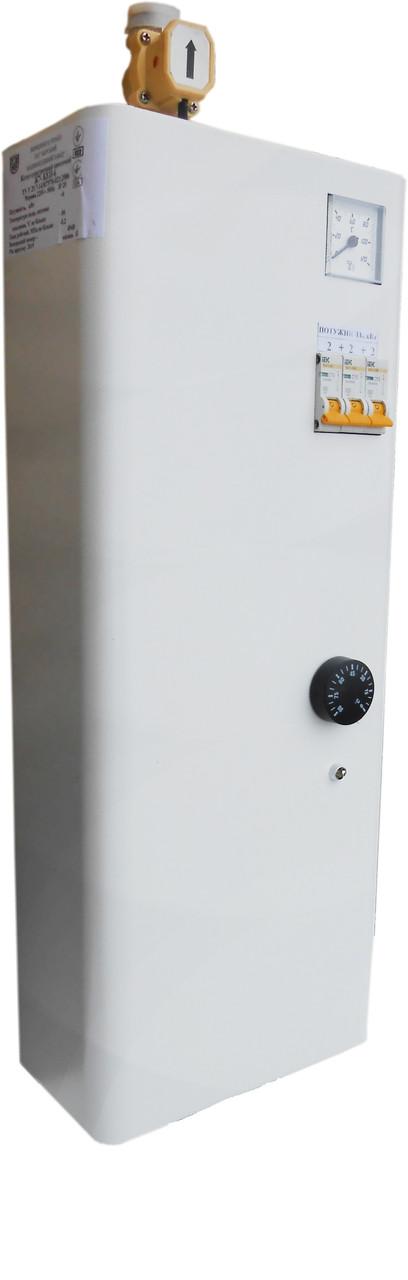 Котел электрический Ж7-КЕП-4,5(без насоса)