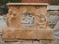 Камин в класическом стиле