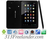 Планшет Freelander PD20 3G. Только ОПТОМ! В наличии!Лучшая цена!