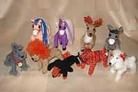 Мастер-класс по созданию авторской вязанной куклы.