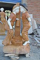 Скульптура, фонтаны