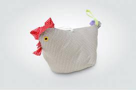Подушка декоративная Петух