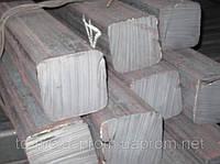 Квадрат стальной горячекатаный 45х45, 50х50, 60х60 сталь 3