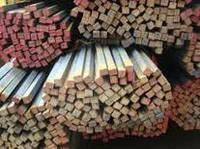 Квадрат горячекатаный стальной 45х45, 50х50, 60х60 сталь 3 гост