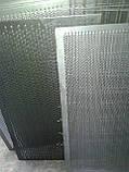 Решето КДУ, клітинка 3 мм, товщина 2 мм, лист 388 х 663 мм, фото 2