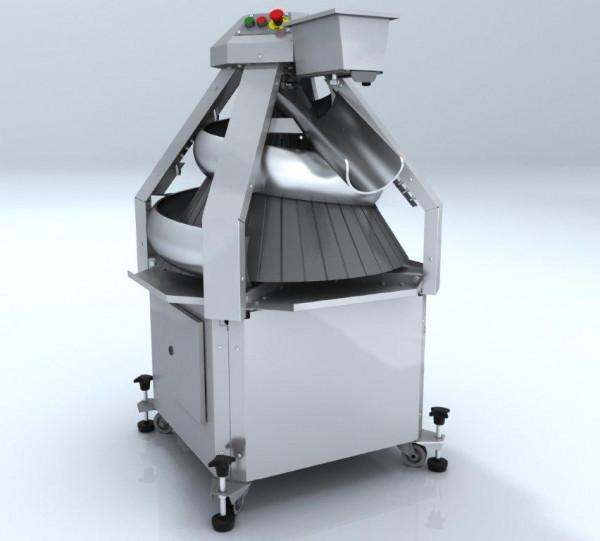 Тестоокруглительная машина Кumkaya LM 3201 P
