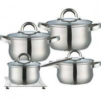 Набор кухонной  посуды Maestro MR-2021,9 пердметов