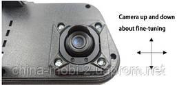 Видеорегистратор - зеркало заднего вида DVR HD Car Camera Rearview A-1, фото 3