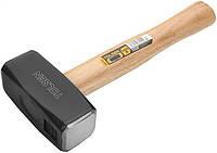 Кувалда с ручкой из дерева, 1000g