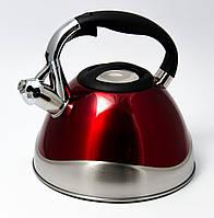 Чайник 2,5 л металлический Maestro MR 1338C