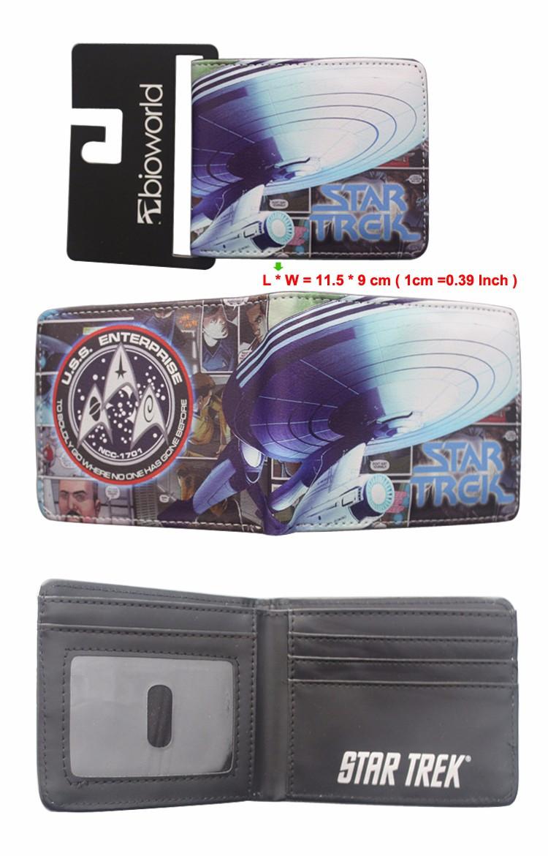 Кошелек Star Trek  Звёздный путь