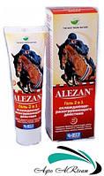 Алезан  2 в 1 , гель для суставов охлаждающе-разогревающий, 100 г (АВЗ)