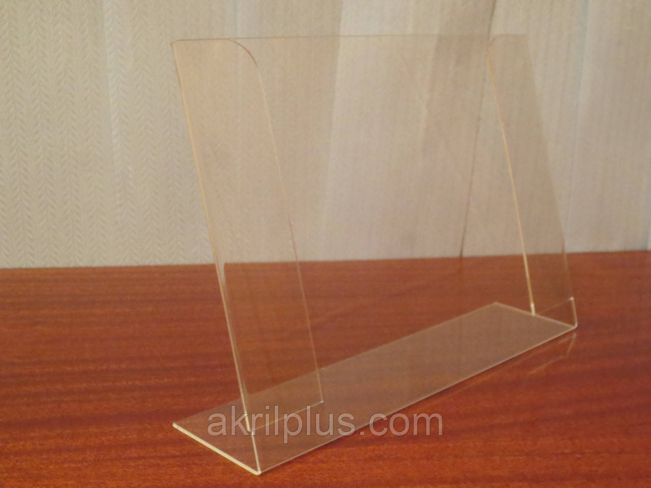 Менюхолдер формата А5 210*150 мм
