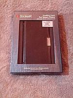 Кожаный чехол-книжка ICARER для HTC one, фото 1