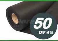 Агроволокно черное 50г/кв.м 3,2 м*100м