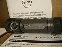 Zebralight SC600Fd Mark III Plus XHP50 Floody Neutral White 18650 фонарь