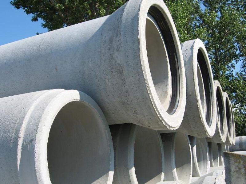 труба бетон 600