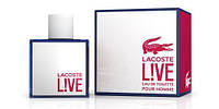 Мужские духи Lacoste Live Pour Homme edt 100ml