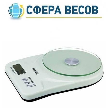 Весы кухонные SCA 301 (5 кг), фото 2