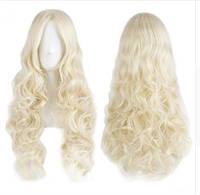 Парик длиные волосы блондинка