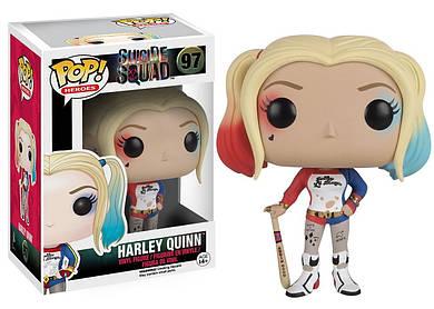 Харли Квин виниловая фигурка из фильма Отряд самоубийц / Harley Quinn Funko POP Suicide Squad Movies