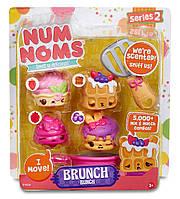 Ароматизированные фигурки Num Noms серия 2 Brunch Bunch