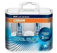 Osram Cool Blue Intense / тип ламп H4 / комплект 2шт.