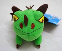 Мягкая игрушка Spin Master Дракон Жуткая жуть Как приручить дракона 13 см 00015