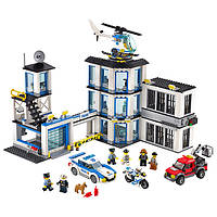 Lego City Полицейский участок / POLICE STATION