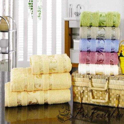 Полотенца банные бамбук