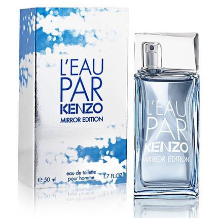 Мужские духи Kenzo L Eau Par Kenzo Mirror Edition Pour Homme edt 100ml, фото 2