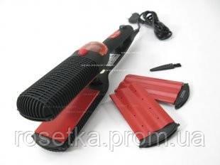 Паровая плойка Steam styler Стим Стайлер для волос, Steam Hair Styler Profi-Dampf-Hairstyler 2 in 1