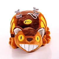 Игрушка мягкая Котобус Мой сосед Тоторо My Neighbour Totoro