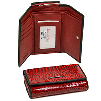 Женский кошелек Alessandro Paoli Rose WS-3 Red, фото 1