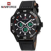 Мужские военные наручные часы Naviforce 9043, Оригинал . ГАРАНТИЯ!