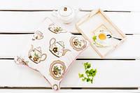 Подушка декоративная Чаепитие