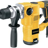 Stanley STHR323K Перфоратор 1250Вт; 3.5 Дж; 5200 уд/мин; 0-850 об/мин
