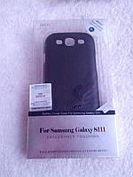 Кожаный чехол Hoco для Samsung Galaxy S3