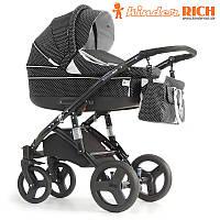 Детская универсальная коляска 2 в 1 Kinder Rich Marathon Night