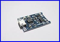 Зарядное устройство для LI-ION аккумуляторов с защитой.