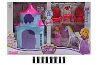 Замок (мебель и кукла)  в кор. /24/(SS011B)