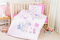 Постельное белье в кроватку Little