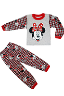 "Пижама детская ""Disney"",футер начес"