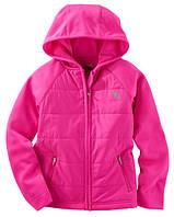 Спортивная куртка для девочки Розовая пантера