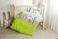 Постельное белье в кроватку Bird Garden