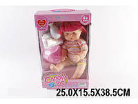 Кукла Candy Girl с аксесс. в кор. 25х15х38 /18/(7599)